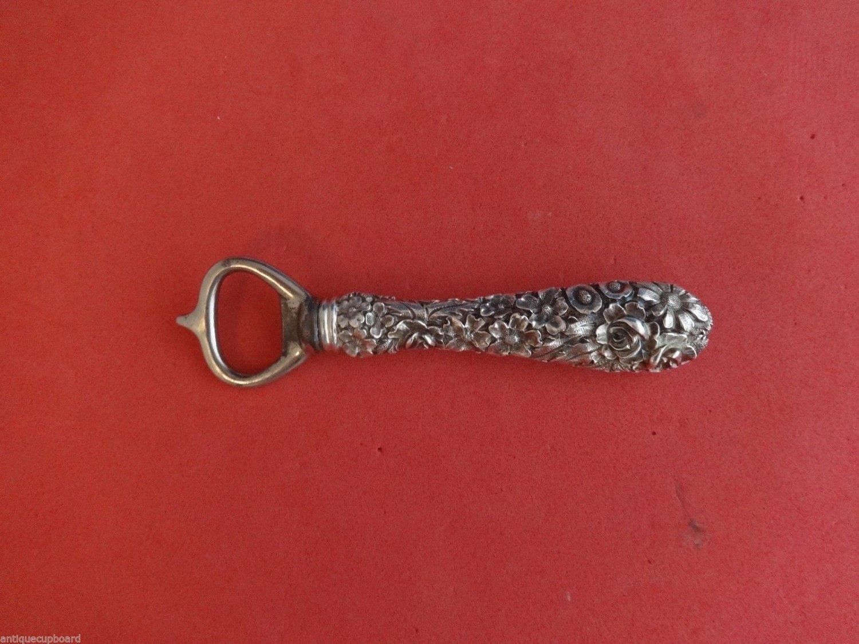 "Princess by Stieff Sterling Silver Bottle Opener 5 1/2"""