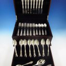 Vivaldi by Alvin Sterling Silver Flatware Set For 8 Service 43 Pieces