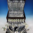 Old Master by Towle Sterling Silver Flatware Set For 12 Service 66 Pieces New