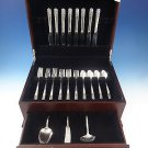 Mansion House by Oneida Sterling Silver Flatware Set For 8 Service 37 Pieces