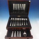 Horizon by Easterling Sterling Silver Flatware Set For 8 Service 41 Pieces