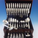 Karina by W & S Sorensen Sterling Silver Danish Flatware Set 12 Service 152 Pcs