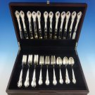 Legato by Towle Sterling Silver Flatware Set For 12 Service 48 Pieces
