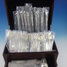 Sovereign Hispana by Gorham Sterling Silver Flatware Set 8 Service 49 Pcs New