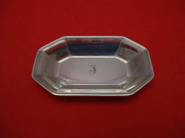 """Clinton by Tiffany & Co. Sterling Silver Nut Cup 3 3/4"""" X 2 1/4"""" 2.005 Ozt"""