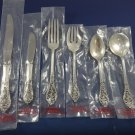 Florentine Lace by Reed & Barton Sterling Silver Flatware Service 12 Set New