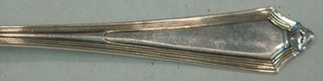 """Plymouth by Gorham Sterling Silver Dinner Fork 7 1/2"""""""