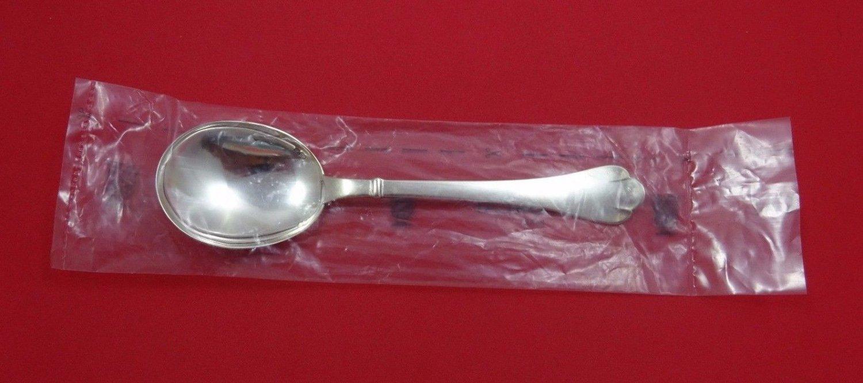 "Richelieu by Puiforcat Sterling Silver Cream Soup Spoon 6 3/4"" (Retail $740) New"