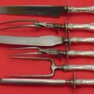 Duke of York by Whiting Sterling Silver 6pc Roast Carving Set