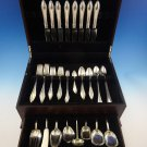 Mary Chilton by Towle Sterling Silver Flatware Set For 8 Service 70 Pieces