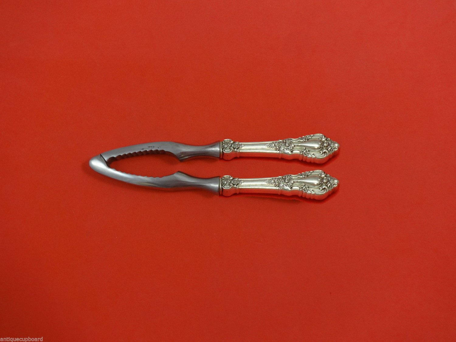"Eloquence by Lunt Sterling Silver Nut Cracker 7 1/4"" HHWS  Custom Made"