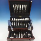 Etruscan by Gorham Sterling Silver Flatware Set For 8 Service 81 Pieces