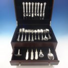 Chantilly by Gorham Sterling Silver Flatware Set For 8 Service 51 Pieces