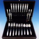Starfire by Lunt Sterling Silver Flatware Set for 8 Service 40 Pieces