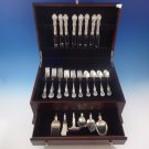 George and Martha by Westmorland Sterling Silver Flatware Set 8 Service 38 Pcs