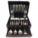 Saphir by A. Michelsen Sterling Silver Flatware Set For 8 Service 60 Pcs Modern
