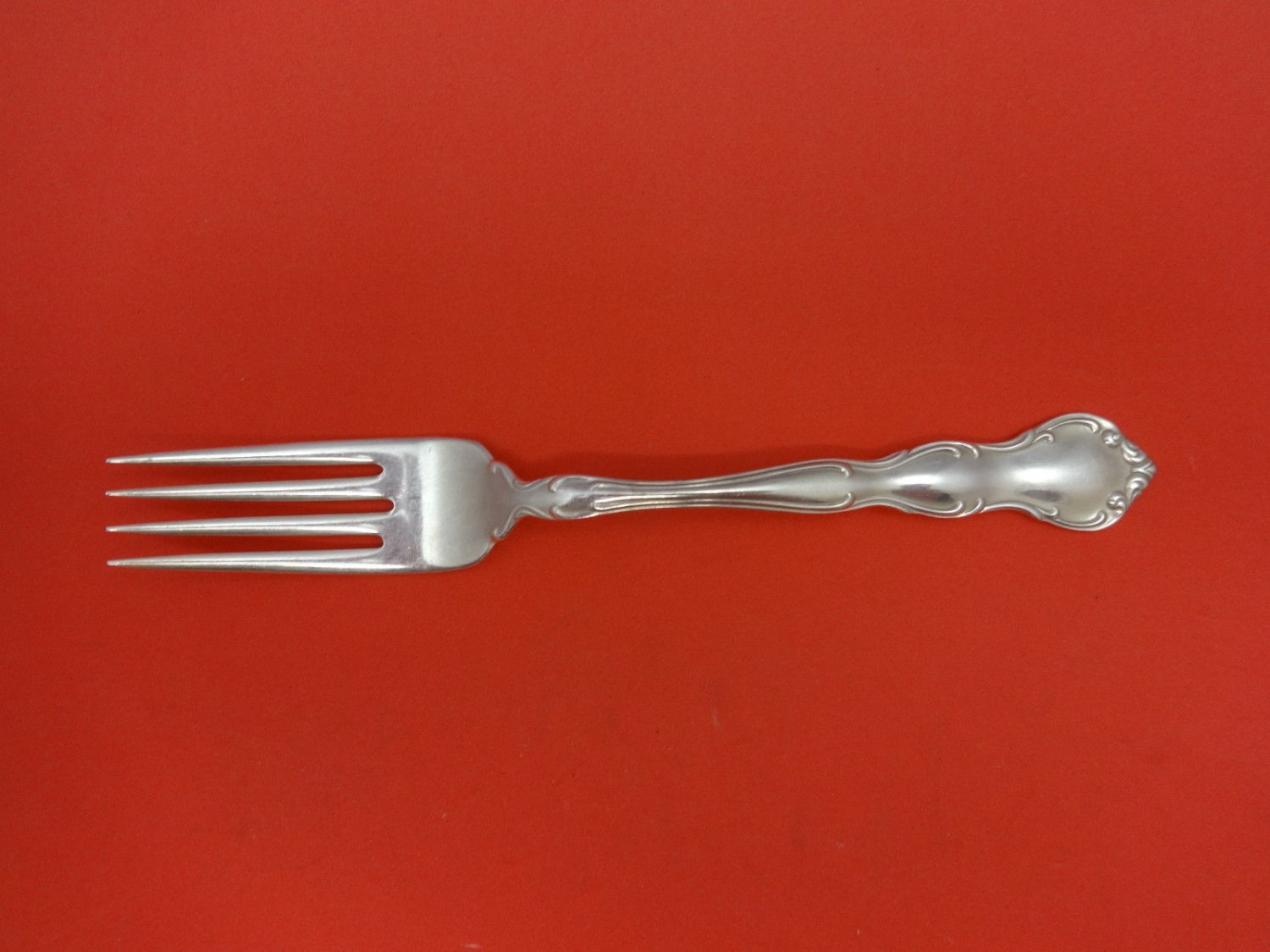 My Love by Wallace Sterling Silver Regular Fork 7 1/2""