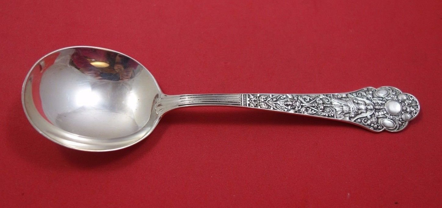 Medici Old by Gorham Sterling Silver Gumbo Soup Spoon 6 3/4""