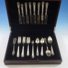 Shenandoah by Alvin Sterling Silver Flatware Set For 8 Service 56 Pcs Scarce