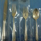 Silver Flutes by Towle Sterling Silver Flatware Set Service 31 Pieces New
