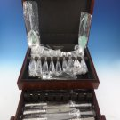 Hermitage by Robbe & Berking Sterling Silver Flatware Service 12 Set 63 Pcs New