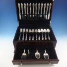 Lady Claire by Stieff Sterling Silver Flatware Set For 12 Service 52 Pieces