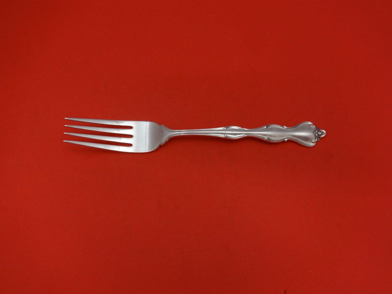 "Mademoiselle by International Sterling Silver Regular Fork 7 1/4"""