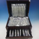 Joan of Arc by International Sterling Silver Flatware Set 8 Service 48 Pcs New