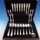 Troubadour by Frank Whiting Sterling Silver Flatware Service For 8 Set 42 Pieces