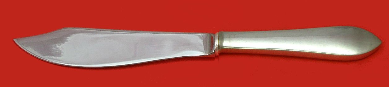 Faneuil by Tiffany and Co Sterling Silver Fish Knife Individual Custom 8 1/4""