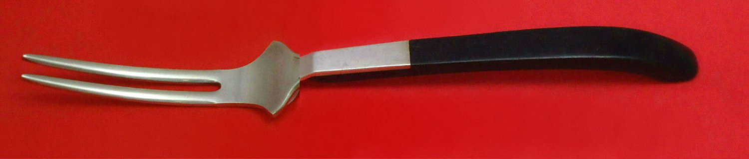 """Contrast by Lunt Sterling Silver Spinach Fork Custom Made 7 1/2"""""""