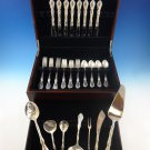 Fontana by Towle Sterling Silver Flatware Set For 8 Service 39 Pieces