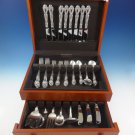 Melrose by Gorham Sterling Silver Flatware Set 8 Service 55 Pieces Dinner Size