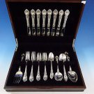 Stanton Hall by Oneida Sterling Silver Flatware Set For 8 Service 43 Pieces