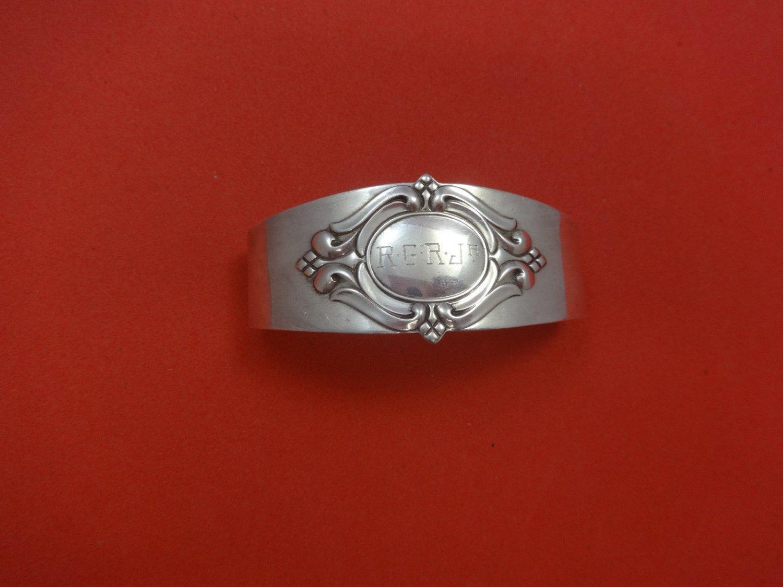 "Royal Danish by International Sterling Silver Napkin Ring 2 1/2"" W X 1 1/8"" H"