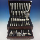 Madeira by Towle Sterling Silver Flatware Service For 12 Set 83 Pieces
