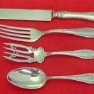 Empire by Towle Sterling Silver Regular Size Place Setting(s) 4pc