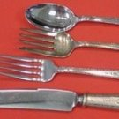Mary II by Lunt Sterling Silver Regular Size Place Setting(s) 4pc