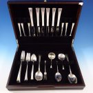 Tranquility by International Sterling Silver Flatware Service For 6 Set 41 Pcs