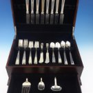 Calvert by Kirk Sterling Silver Flatware Set For 8 Service 52 Pieces Threaded