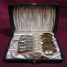 Louis XV by Birks Sterling Silver Demitasse Spoon Set of 6 GW 3 3/4""