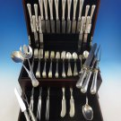 Jefferson by Gorham Sterling Silver Flatware Service For 8 Set 80 Pieces Dinner