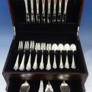 Rondelay by Lunt Sterling Silver Flatware Service For 8 Set 36 Pieces