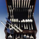 Greenbrier by Gorham Sterling Silver Flatware Set For 8 Service 84 Pieces