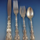 Strasbourg by Gorham Sterling Silver Flatware Place Size Set 8 Service 39 Pieces