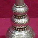 "Tiffany & Co. Sterling Silver Salt Shaker Brite Cut 4 1/2"""
