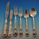 Rondo by Gorham Sterling Silver Flatware Set for 12 Service 81 pieces