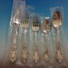 King Richard by Towle Sterling Silver Flatware Set For 12 Service 64 Pcs New