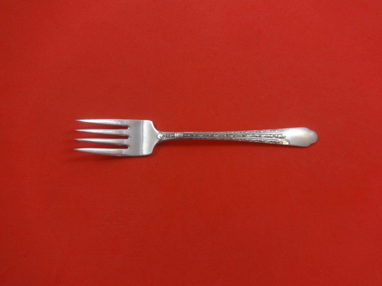 """Elegance by International Sterling Silver Salad Fork 6 5/8"""""""