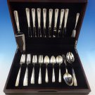 Camellia by Gorham Sterling Silver Flatware Set For 8 Service 37 Pieces